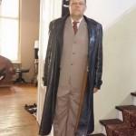 Mario Teschke Schauspieler als Gestapo-Offizier
