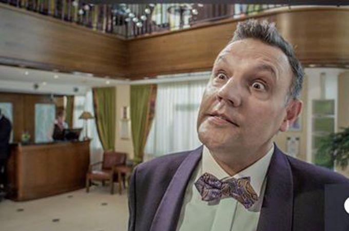 Schauspieler Mario Teschke in Trolls World